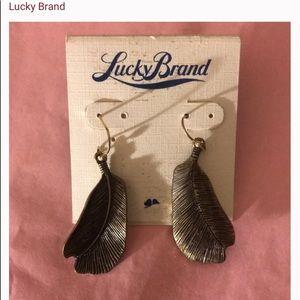 Lucky 🍀 Brand earrings